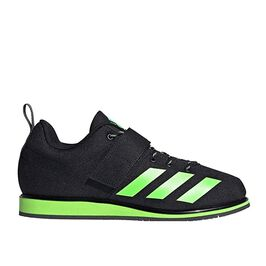 Adidas Powerlift 4, Black/Green/Grey