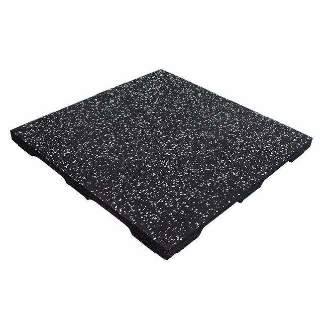 Gymgolv, 50x50 cm - 4-pack