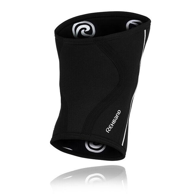 RX Knee Sleeve, 7mm, Black, XS