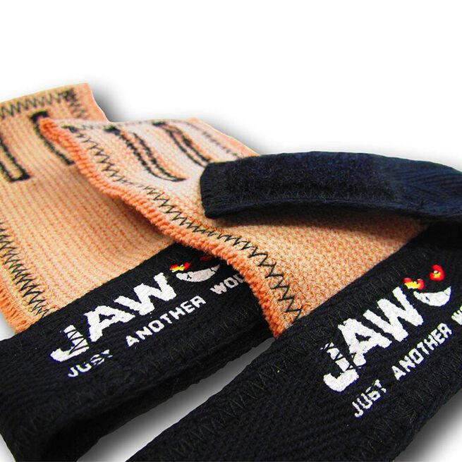 JAW Pullup Grips, Black, Small