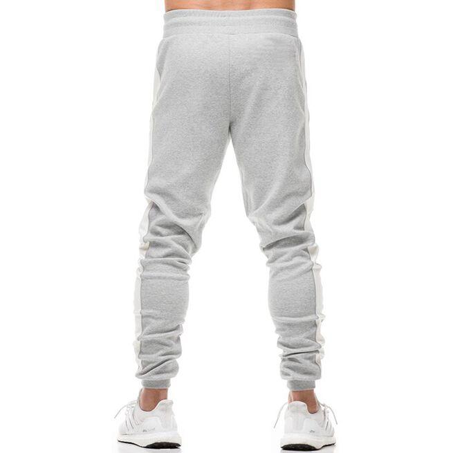 Star Gym Joggers, Grey/White, XL