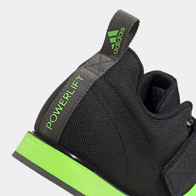 Adidas Powerlift 4, Black/Green/Grey