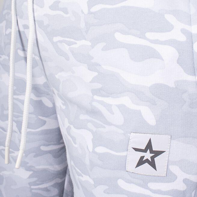 Star  Edge Shorts, White Camo, M