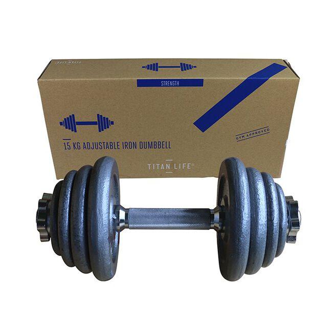 TITAN LIFE Hantel, 14,5 kg