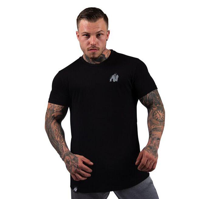 Detroit T-Shirt, Black, M
