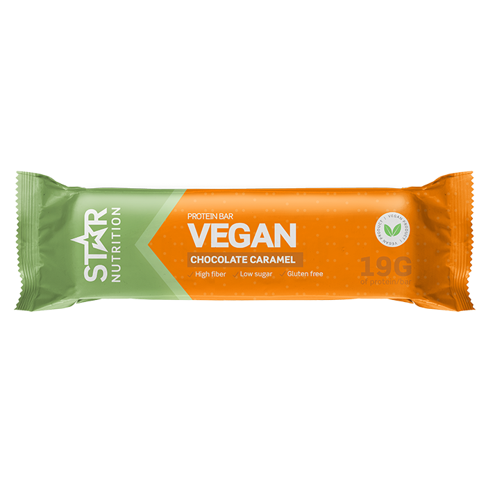 Star Nutrition Vegan Protein bar, 55 g