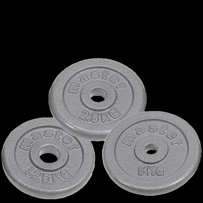 Vægtskive, 25 mm