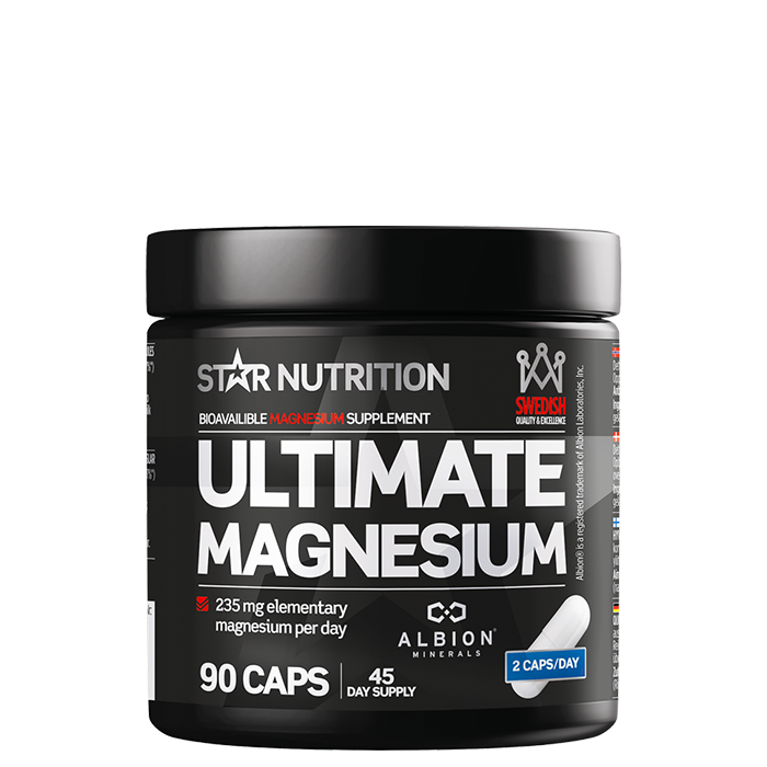 Ultimate Magnesium, 90 caps
