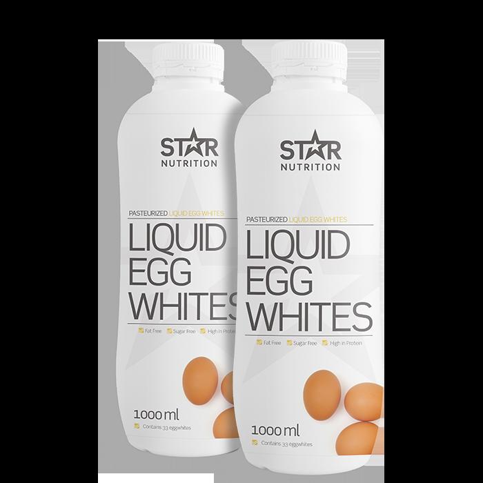 2 x Liquid Egg Whites, 1000 ml