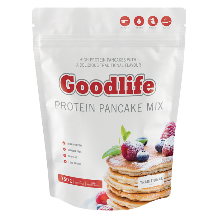 Goodlife Protein Pancakes 750 g
