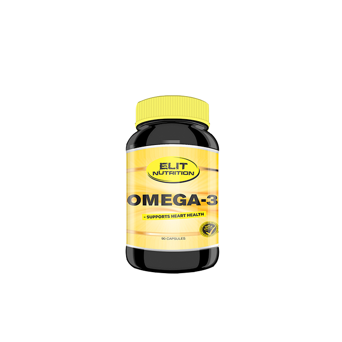 ELIT Omega-3, 90 softgel