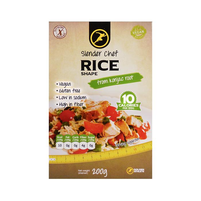 Slender Chef Rice, 200 g