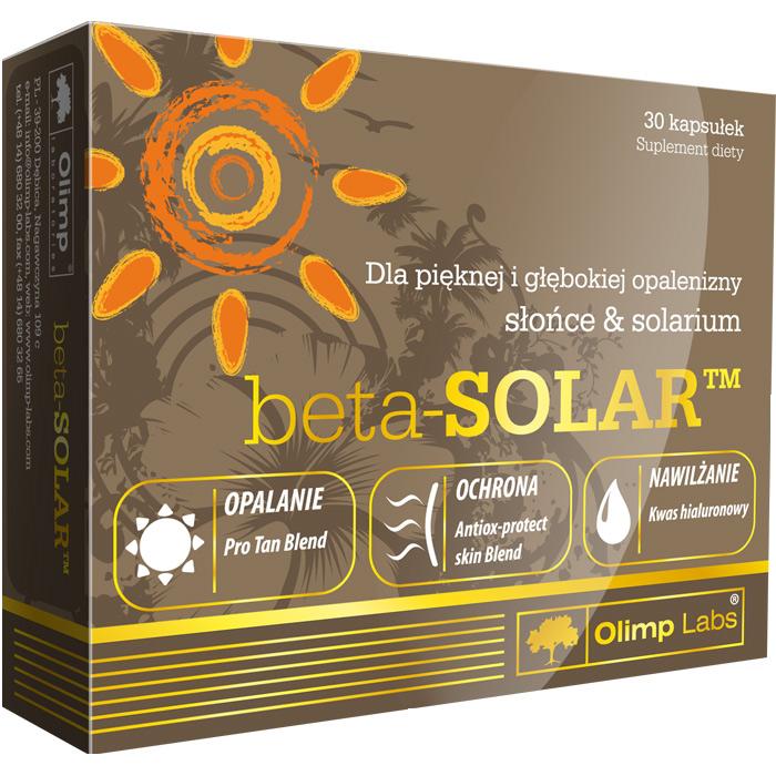 Beta Solar, 30 kapsler