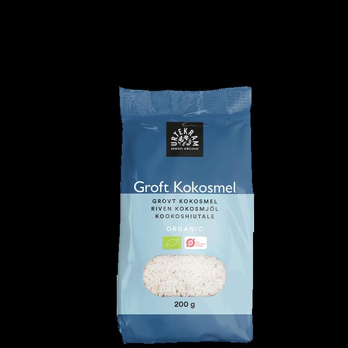 Revet kokos, 200 gram