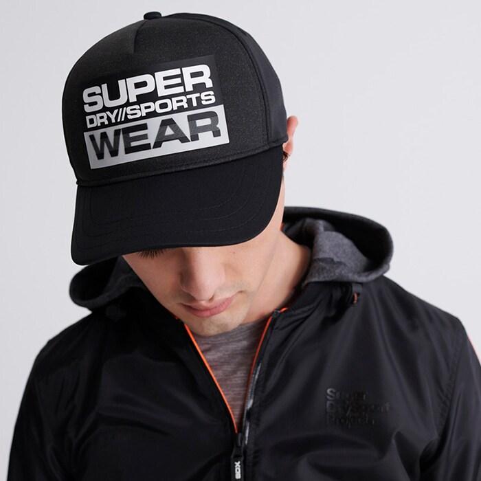 Sport Cap, Black